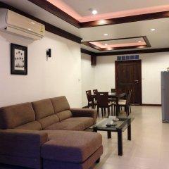 Отель TSE Residence by Samui Emerald Condominiums Таиланд, Самуи - отзывы, цены и фото номеров - забронировать отель TSE Residence by Samui Emerald Condominiums онлайн комната для гостей фото 5