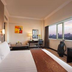 Отель Grand Park Kunming Куньмин комната для гостей
