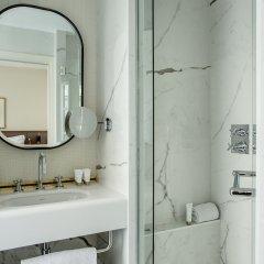 Отель Hôtel de La Tamise Франция, Париж - отзывы, цены и фото номеров - забронировать отель Hôtel de La Tamise онлайн ванная фото 2