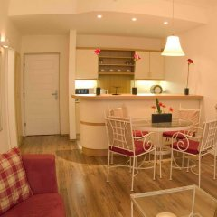 Отель Mamaison Residence Izabella Budapest в номере