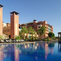 Отель H10 Tindaya бассейн