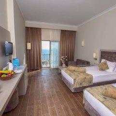 Отель Yasmin Bodrum Resort комната для гостей фото 5