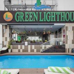Green Lighthouse Hotel бассейн фото 3