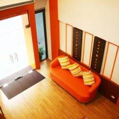 Отель Asia Inn Бангкок фитнесс-зал