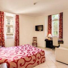 Отель Anglo Americano Италия, Рим - 2 отзыва об отеле, цены и фото номеров - забронировать отель Anglo Americano онлайн комната для гостей фото 4