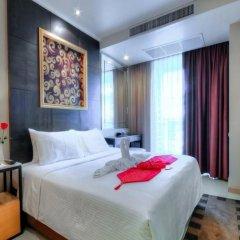 Отель Admiral Premier Sukhumvit 23 By Compass Hospitality Бангкок комната для гостей фото 3