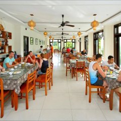 Sunshine Hotel Хойан питание фото 3
