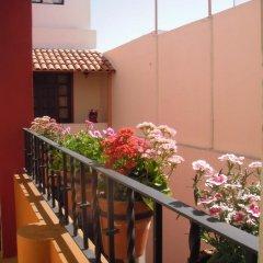 Отель Olga Querida B&B Hostal Мексика, Гвадалахара - отзывы, цены и фото номеров - забронировать отель Olga Querida B&B Hostal онлайн балкон