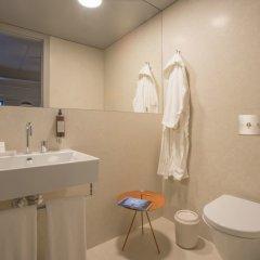 Отель Raw Culture Arts & Lofts Bairro Alto ванная фото 2