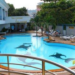 Camelot Hotel Pattaya Паттайя бассейн фото 3