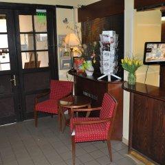 Hotel Svornost интерьер отеля фото 2