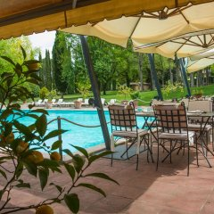 Отель Borgo San Luigi Строве бассейн фото 2