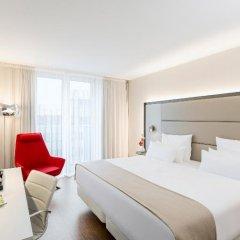 Отель NH Collection Berlin Mitte Am Checkpoint Charlie 4* Стандартный номер с разными типами кроватей фото 47