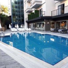 Karat Hotel Аланья бассейн