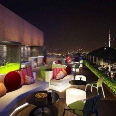 Отель Ibis Styles Ambassador Seoul Myeongdong Сеул балкон
