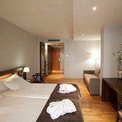 Hotel Concordia сейф в номере