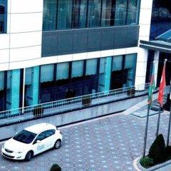 Отель Divan Express Baku Азербайджан, Баку - 1 отзыв об отеле, цены и фото номеров - забронировать отель Divan Express Baku онлайн парковка