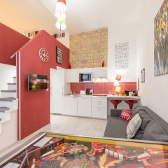 Отель Happy Home Budapest Fox Будапешт в номере