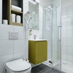 Отель Arche Hotel Poloneza Польша, Варшава - отзывы, цены и фото номеров - забронировать отель Arche Hotel Poloneza онлайн ванная фото 2