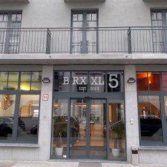 Отель Brxxl 5 City Centre Hostel Бельгия, Брюссель - 2 отзыва об отеле, цены и фото номеров - забронировать отель Brxxl 5 City Centre Hostel онлайн вид на фасад фото 3