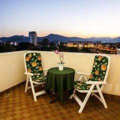 Отель Abano Verdi Hotel Terme Италия, Абано-Терме - отзывы, цены и фото номеров - забронировать отель Abano Verdi Hotel Terme онлайн балкон