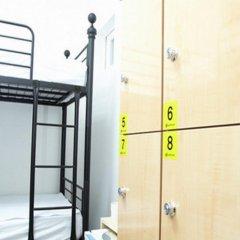 Отель 24 Guesthouse Dongdaemun Южная Корея, Сеул - отзывы, цены и фото номеров - забронировать отель 24 Guesthouse Dongdaemun онлайн сейф в номере