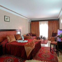 Отель Diwane & Spa Марокко, Марракеш - отзывы, цены и фото номеров - забронировать отель Diwane & Spa онлайн комната для гостей фото 3