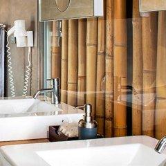 Отель Fira Congress Испания, Оспиталет-де-Льобрегат - 1 отзыв об отеле, цены и фото номеров - забронировать отель Fira Congress онлайн ванная фото 2