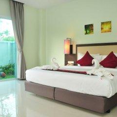 Отель AM Surin Place комната для гостей фото 11