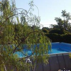 Отель Villa Hibiscus Джардини Наксос бассейн фото 3