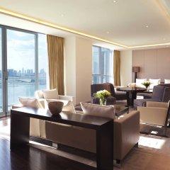 Отель InterContinental Residence Suites Dubai Festival City интерьер отеля