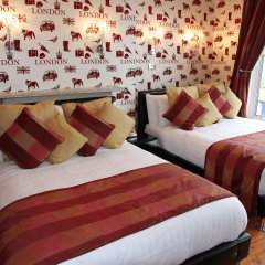 Отель Crompton Guest House комната для гостей фото 4