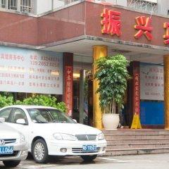 Shenzhen Zhenxing Hotel Шэньчжэнь городской автобус