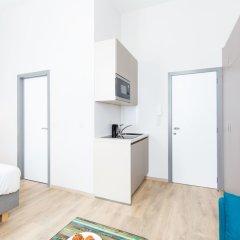 Отель Urban Suites Brussels Schuman Брюссель в номере
