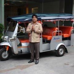 Отель Adelphi Grande Sukhumvit By Compass Hospitality Бангкок городской автобус