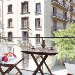 Отель My Space Barcelona Executive Apartments Center Испания, Барселона - отзывы, цены и фото номеров - забронировать отель My Space Barcelona Executive Apartments Center онлайн балкон