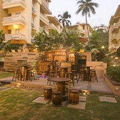 Отель Sandalwood Hotel & Retreat Индия, Гоа - отзывы, цены и фото номеров - забронировать отель Sandalwood Hotel & Retreat онлайн фото 6