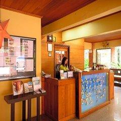 Отель Baan Talay Dao интерьер отеля фото 2