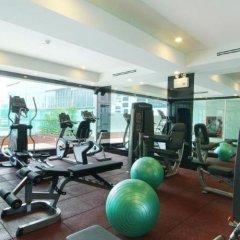 Отель Amora Neoluxe Бангкок фитнесс-зал фото 4