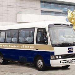 Metropark Hotel Kowloon городской автобус
