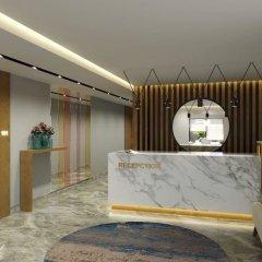 Отель Lusso Mare Черногория, Будва - отзывы, цены и фото номеров - забронировать отель Lusso Mare онлайн интерьер отеля