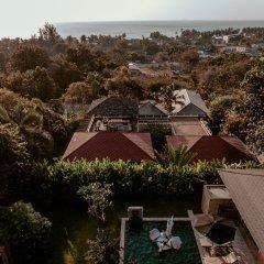 Отель Alanta Villa Ланта балкон