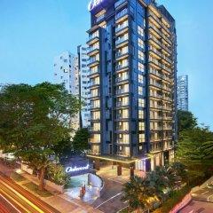 Отель Oakwood Studios Singapore Сингапур, Сингапур - отзывы, цены и фото номеров - забронировать отель Oakwood Studios Singapore онлайн фото 8