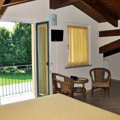Hotel Ristorante La Torretta Бьянце балкон
