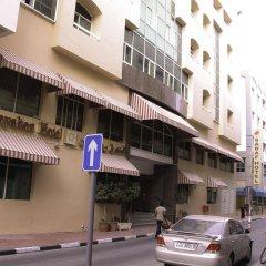 Royalton Hotel Dubai Дубай парковка