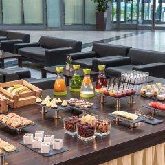 Отель NH Düsseldorf City питание фото 2