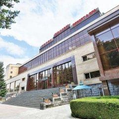 Отель Дилижан Ресорт Армения, Дилижан - отзывы, цены и фото номеров - забронировать отель Дилижан Ресорт онлайн вид на фасад
