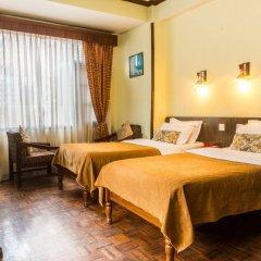 Отель Excelsior Непал, Катманду - отзывы, цены и фото номеров - забронировать отель Excelsior онлайн комната для гостей фото 5
