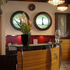Отель Days Inn Nice Centre Франция, Ницца - 5 отзывов об отеле, цены и фото номеров - забронировать отель Days Inn Nice Centre онлайн интерьер отеля фото 2