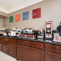 Отель Comfort Inn Kingsville Кингсвилль питание
